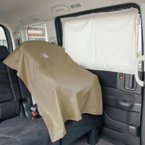 車 暑さ対策 シート