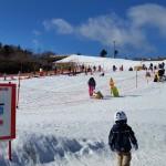 茶臼山スキー1