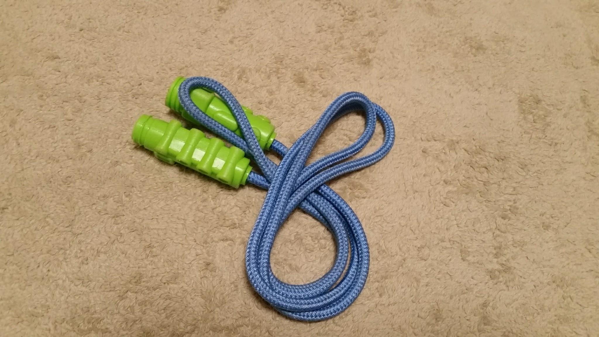 縄跳びの結び方で簡単にできる方法は?教え方は?なかなか ...