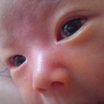 赤ちゃん 二重5